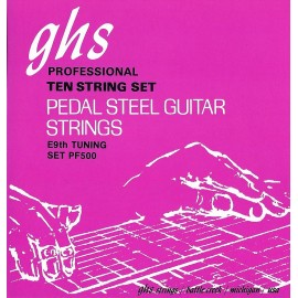 Ernie Ball Nickel Wound Pedal Steel 10 String E9 Tuning 13 - 38