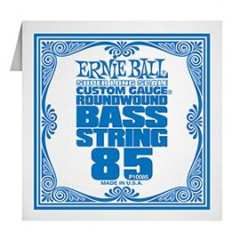 Ernie Ball P10085 Super Long Scale Nickel Wound .085 Single Electric Bass String