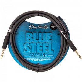 Dean Markley Blue Steel Woven 6ft Cryogenically Treated Speaker Cable