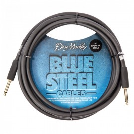 Dean Markley Blue Steel Woven 10ft Cryogenically Treated Speaker Cable